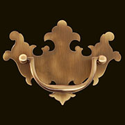 Chippendale Drawer Pulls