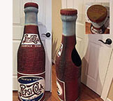 Antique Pepsi and Other Antiques