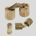 Champ Full Mortise Hinges