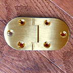 Butler Tray Hinges