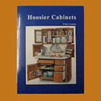 Books About Hoosier Type Cabinets and Plans
