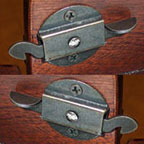 Latches Push Buttons Rooster Catches Tutch Latches