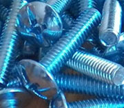 Machine Screws and Specialty Screws