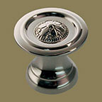Nickel Silver Color Knobs