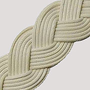 "Rattan Braid by the foot R-7440 1-1/2"" wide"