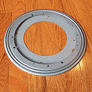 (A) 12 Inch Steel Lazy Susan Swivel Bearing XLAZSUSN12Z