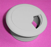2 Inch Hole Fit Grey Wire Grommet HC-6200-021