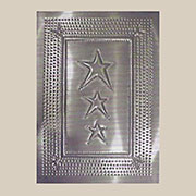 """F"" Star Pie Safe Tin 14x10 Inches PST27-ATHERSH"
