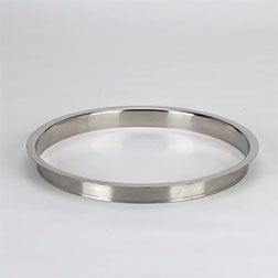 (J) 10 x 1 Inch Stainless Steel Trash Grommet Countertop Trim Ring HC-6150-179