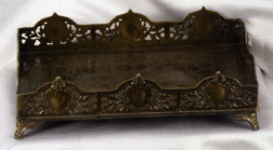 Antique Brass Dresser Tray AA-51700