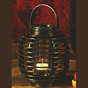 Asian Candle Holder Lantern HA-9310-13