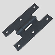 Black Iron Hinge BL-1714