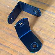 """G"" Trunk Corner Clamp Black Powder Coated RH-1707BK"