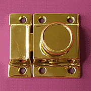 Best Quality Solid Brass Cupboard Turn Latch I-24ND