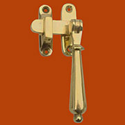 (H) Brass Ice Box Latch DV-02274554