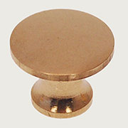 Knob for Stacked Bookcase Polished Cast Brass For Globe Wernicke Macey Brands 5/8 Inch Diameter  BM-1223PB