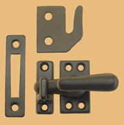 Bronze Casement Window Latch BM-8811OB