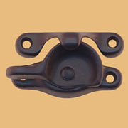 Oil Rubbed Bronze Crescent Sash Window Lock and Strike BM-8810OB