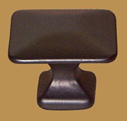 Pyramid Knob Oil Rubbed Bronze 1-1/4 Inch
