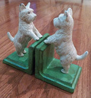 Homart Westie Dog Bookends HA-1662-6