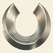 Mid Century Horse Shoe Drawer Pull N-0784 LS-136