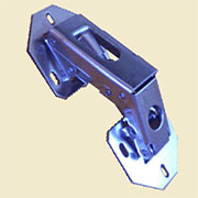 """B"" Concealed Non Bore Hinge HC-2000/FZ Heavy Duty Offset Opening"
