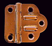 Pair of McDougall Copper Plated Hinge I-41C