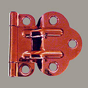 McDougall  Copper Plated Hinge Sold by Each I-40C