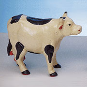 Cow Coin Bank made of Cast Iron UDX-261