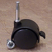Set of 4 Desk Chair Stem Casters CDUOHD/502BS