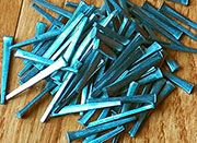 Steel Fine Finish Cut Nails 4 Ounce Lot S-3573