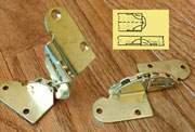 Flip Top Flap Drop Leaf Table Hinge HO-79P