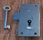 Lock Flush Mount M-1856