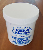 16 oz. Jar. Regular Kotton Klenser Cleaner J-3410