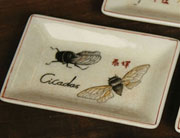 Homart Lucky Chinese Cicada Tray HA-7009-104