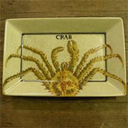 Aquatic Sealife Crab Tray by Homart HA-7013-181