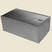 "Hoosier Bread Drawer Box HBD-1 Size: 7 5/8"" Height x 10 7/8"" Width x 19 5/8"" Length"