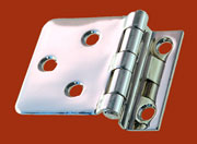 Sellers Nickel Plated Offset Hinge Sold by Each Not Pairs I-47N BM-1628PN