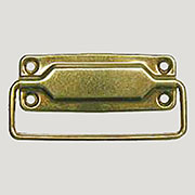 Interior Steamer Trunk Drawer Pull D-4294