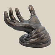 Hand in Black Cast Iron HA-1686-2