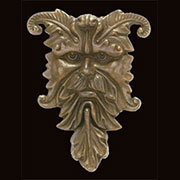 Poseidon Greek God Door Knocker UDD-67