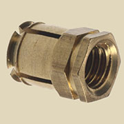 Concentric Twist Lock Brass expander bushing KT-82P