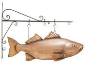 Large Copper Fish UDWVH-257P