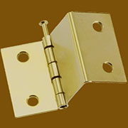 Brass Plated Steel Loose Pin Multi Purpose  Hinge H-98P