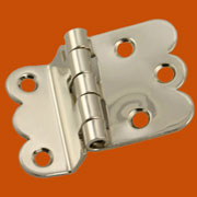 Napanee Cabinet Hinge Nickel Sold by Each Not Pairs I-37 BM-1593PN