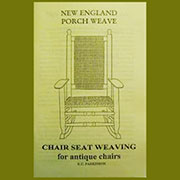 New England Porch Weave Book A-0019