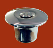 Hollow Knob Nickel Plated HBK-5N BM-1245PN