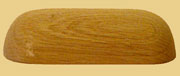 Oak Wood Desk Drawer Pull BM-4411 W3-0617 5 Inch
