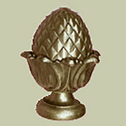 Pineapple Finial for Furniture TR-TA8784P