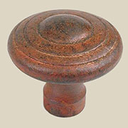 Rusty Cast Iron Knob DV-1038 AG02003867
